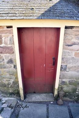 Smoke-House-Door